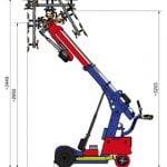 Manipulator KS ROBOT 600