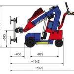 Manipulator KS ROBOT 280