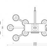 Przyssawka próżniowa KAPPEL DSZ2-900