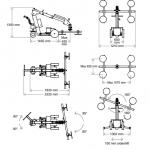 Manipulator SmartLift SL 380 Outdoor HighLifter