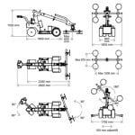 Manipulator SmartLift SL 608 Outdoor